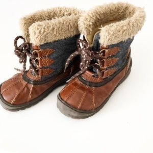 Baby Gap Fall/Winter Boots, Size 10.